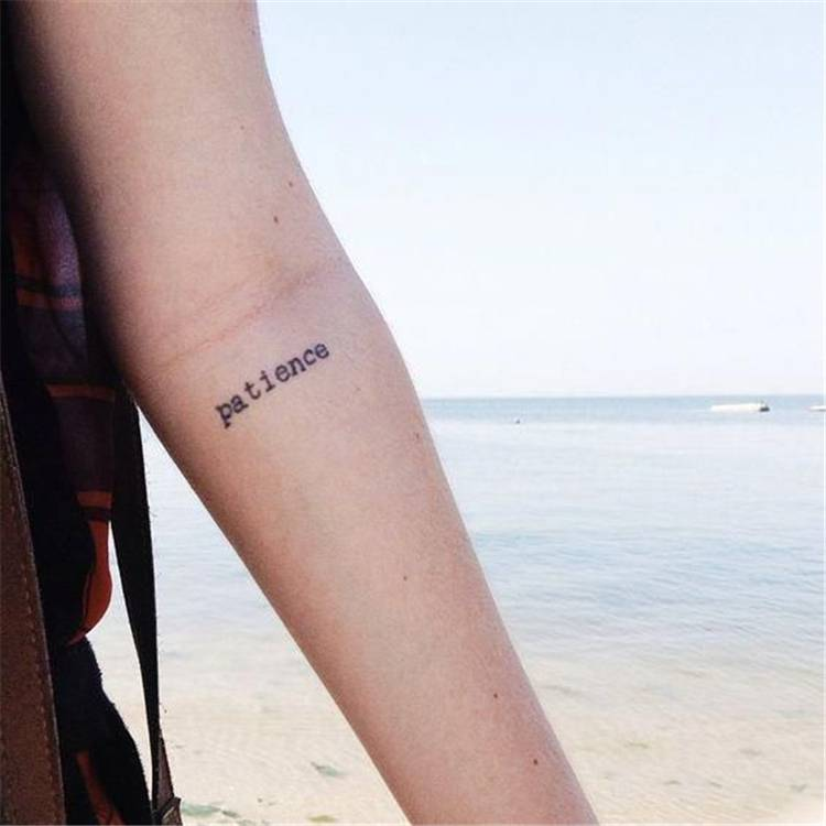 Small But Meaningful Words And Quotes Tattoo Designs You Would Love; Words Tattoo; Words Tattoo Ideas; Meaningful Words Tattoo; Words Tattoo Ideas For Your Inspiration; Tattoo Ideas; Quotes Tattoo; Meaningful Words; Small Tattoo #smalltattoo #wordstattoo #quotestattoo #meaningfultattoo