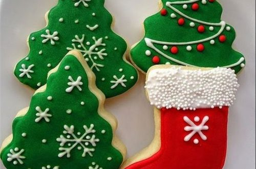 Cute And Easy DIY Christmas Cookies You Need To Copy For The Coming Holiday; Christmas Cookies; Cookies; Cute Cookies; Santa Cookies; Ginger Man Cookies; Reindeer Cookies; Snowfleak Cookies; Snowman Cookies; Christmas Tree Cookies; #Christmas #Christmascookies #ChristmasDIY