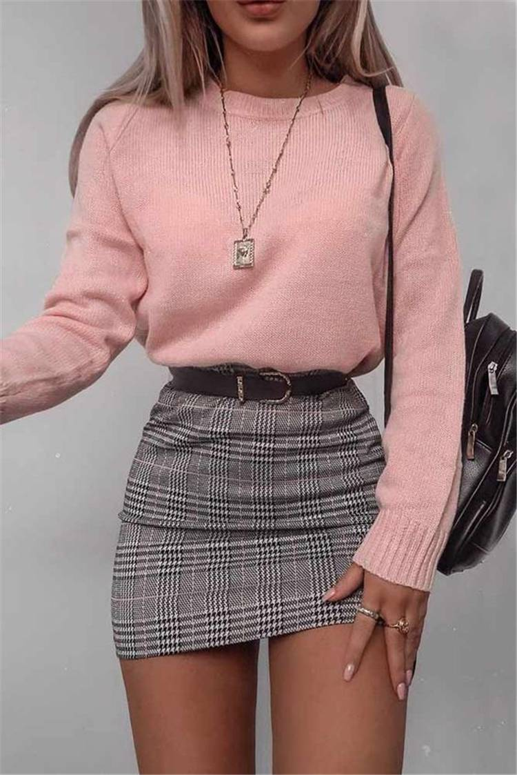 6 Chic And Casual Winter Outfits For Teen Girls Back To School
