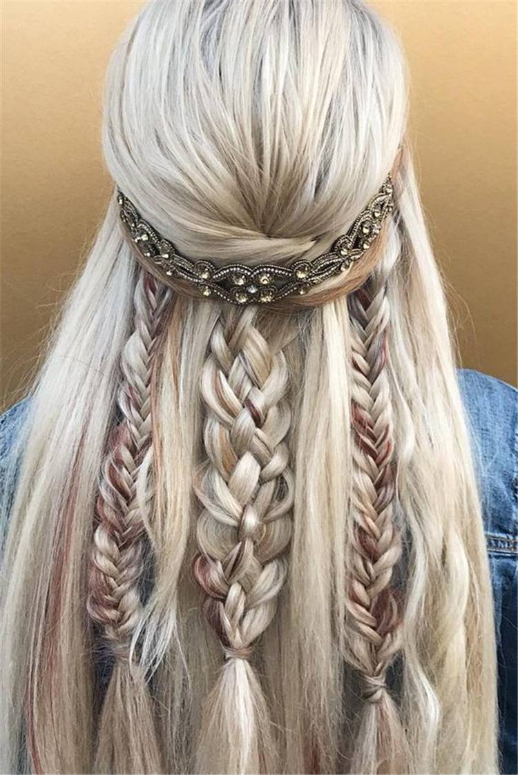 Gorgeous Bohemian Hairstyle Ideas For Your Bohemian Dream; Boho Hairstyle; Boho; Bohemian Hairstyle; Hairstyles; Bohemian Hairstyle Ideas; #bohohair #hairstyle #bohemianhair #bohemianhairstyle #boho #bohohairstyle;
