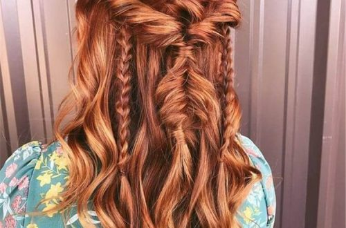 Gorgeous Bohemian Hairstyle Ideas For Your Bohemian Dream; Boho Hairstyle; Boho; Bohemian Hairstyle; Hairstyles; Bohemian Hairstyle Ideas; #bohohair #hairstyle #bohemianhair #bohemianhairstyle #boho #bohohairstyle
