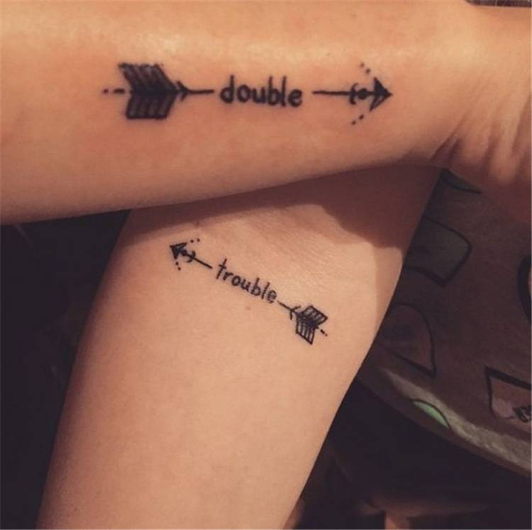 Unique And Coolest Couple Matching Tattoo For A Romantic Valentine's Day In 2020 ; Couple Tattoo Ideas; Couple Tattoos; Matching Couple Tattoos;Simple Couple Matching Tattoo;Tattoos; Valentine's Day; Valentine's Tattoo #valentine's #valentine'stattoo #Tattoos #Coupletattoo#Matchingtattoo