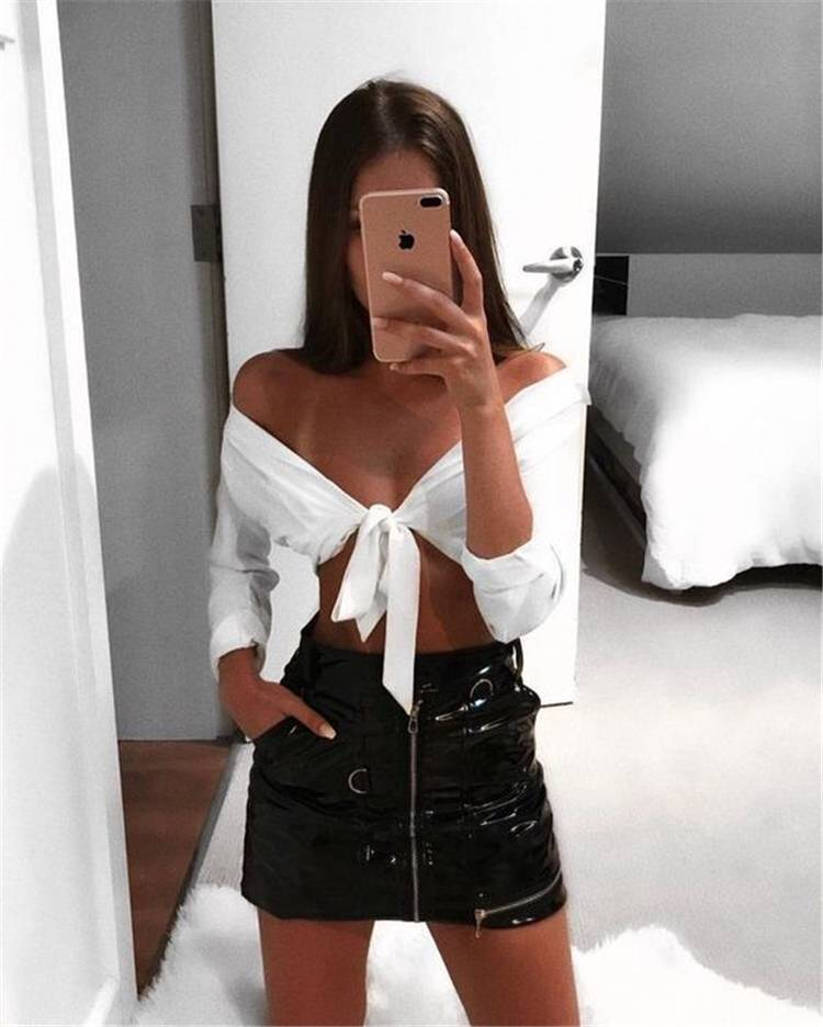 Sexy And Charming Party/Night Club Outfits For Your Inspiration; Party Outifts; Night Club Outfits; Sexy Outfits; Sexy Party Outifts; Sexy Night Club Outfits; Clubbing Outfits; #outfits #partyoutfits #nightcluboutfits #sexyoutfits #partydress