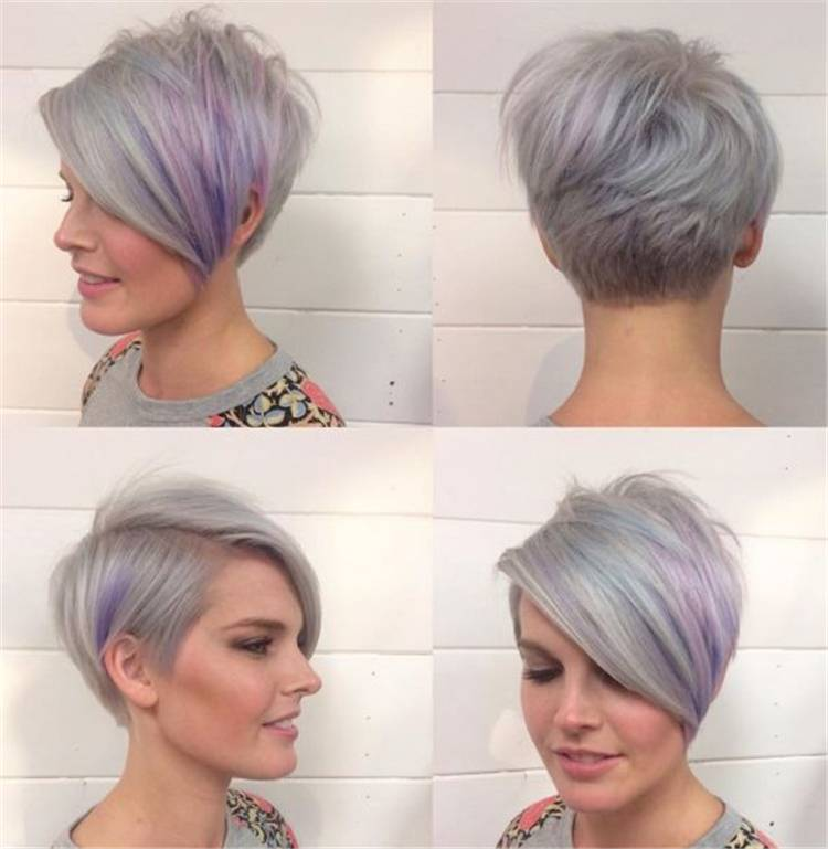 Gorgeous And Trendy Pixie Haircuts for Thick Hair You Will See This Year; Pixie Hairstyles; Pixie Haircuts; Pixie Haircuts Or Hairstyles For You; Haircut; Hairstyle; Stylish Haircut; Stylish Hairstyles; Pixie; #pixiehaircut #pixiehairstyle #shortpixie #shortpixiehair #trendyhair #stylishhairstyle