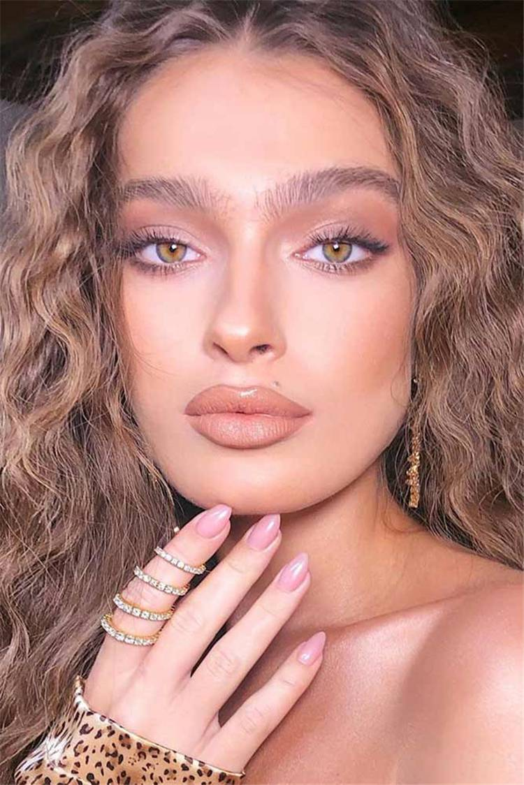 10 Natural Makeup Looks For Any Occasions And Seasons  Women