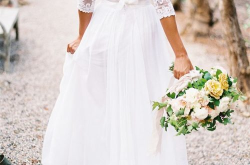 Gorgeous Wedding Dresses For The Perfect Summer Brides; White Wedding Dress; Brand Wedding Dress; Off The Shoulder Lace Wedding Dresses; Lace Long Sleeves Wedding Dress; Summer Wedding Dress; Gorgeous WeddingDress; #summerdress #summerweddingdress#weddingdress #gorgeousweddingdress