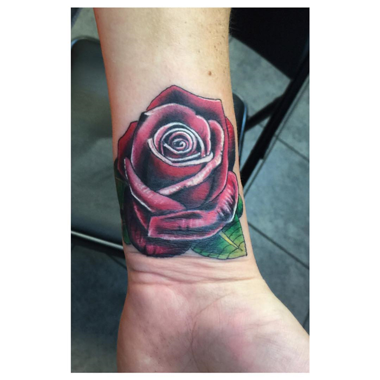 Wrist Tattoo; Wrist Tattoo Design; Tattoo; Tattoo Design; Small Tattoo; Tiny Tattoo; Floral Tattoo; #wristtattoo #tattoo #tattoodesign #smalltattoo
