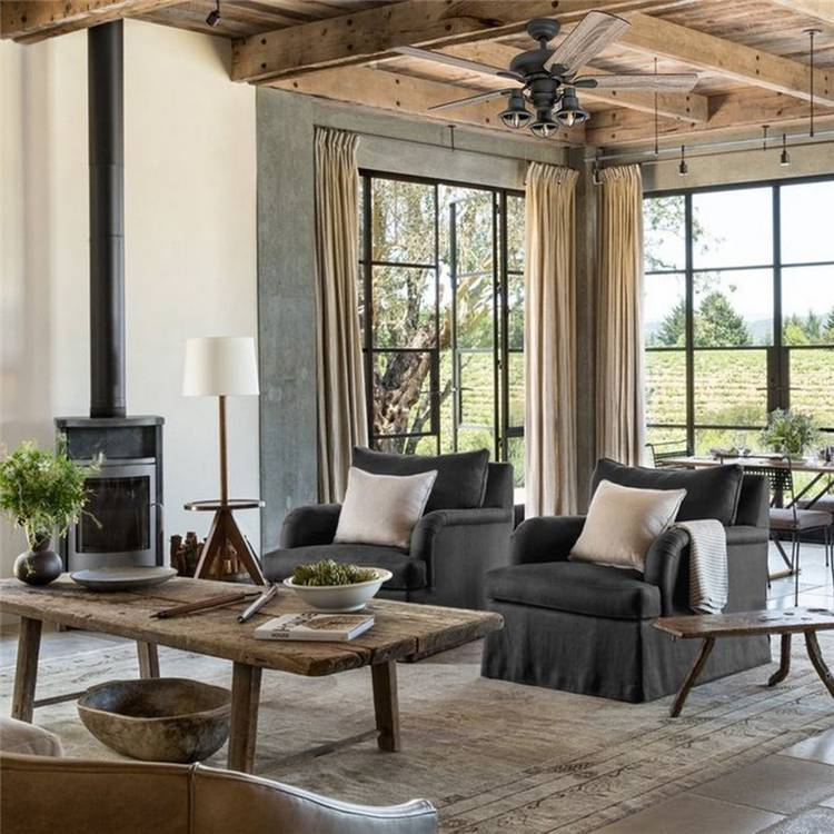 How To Make The Rustic Interior Home Decor By Yourself; Home Decor; Rustic Interior; Rustic Decor Idea; Decor Idea; Rustic Farmhouse Decor; Interior Home Decor; #rusticinterior #rustichomedecor #homedecor #rusticdecor