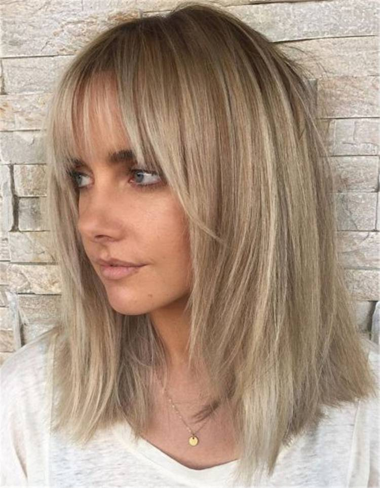 How To Have Medium Length Hairstyles for Thin Hair; Hairstyle; Medium Length Hairstyle; Thin Hair; Thin Hair Hairstyle; #thinhairstyle #hairstyle #mediumlengthhairstyle #thinhair