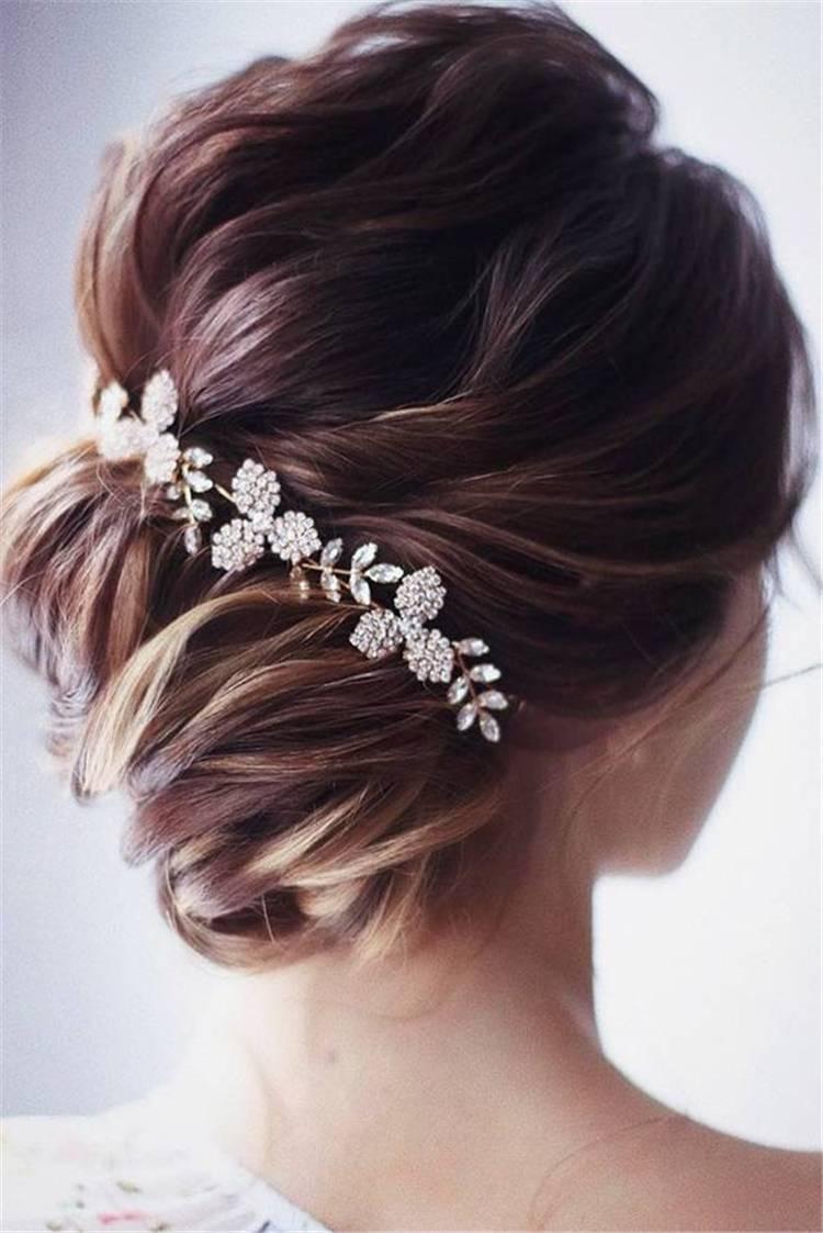 Prom/Hoco Hair;Wedding Updo Hairstyles; Braid hairstyles ; Easy Hairstyles For Women;Pretty Up-do Wedding Hairstyles ;Elegant Wedding Hairstyle;Updos; Updo Hairstyles; Wedding Updos #weddinghair #hairstyle #wedding #weddinghairstyle #weddingupdo #weddingupdohairstyle