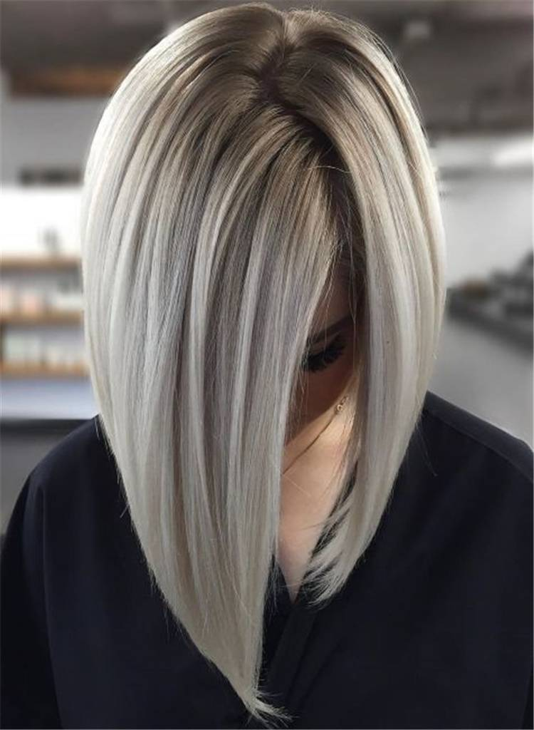 How To Have Medium Length Hairstyles for Thin Hair? Here ...