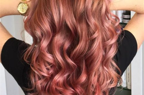 Gorgeous Rose Gold Hair Colors You Will Fall In Love With Instantly; Rose Gold Hair; Rose Gold Hair Color; Rose Gold Hair Color Ideas; Gorgeous Hair; Hairstyles; Rose Gold; Rose Gold Fashion; Rose Gold Hairstyles; #rosegold #rosegoldhair #haircolor #hairstyle