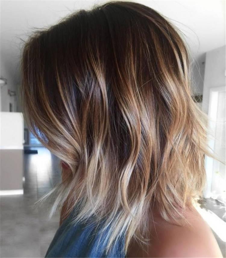 Trendy Lob Haircut Ideas To Make You Look Stylish; Lob Haircut; Lob Hairstyle; Haircut; Hairstyle; Stylish Hairstyle; Long Bob Haircut; Long Bob Hairstyle; #lobhairstyle #lobhaircut #hairstyle #haircut #longbobhairstyle #longbobhaircut