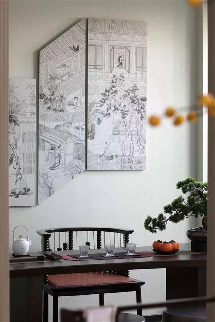 Elegant Chinese Style Apartment Decoration Ideas For Your Inspiration; Apartment Decor; Home Decor; Chinese Style; Chinese Apartment Decoration; Chinese Decoration Style #homedecor #apartmentdecor #Chinesestyleapartment #Chinesestyle