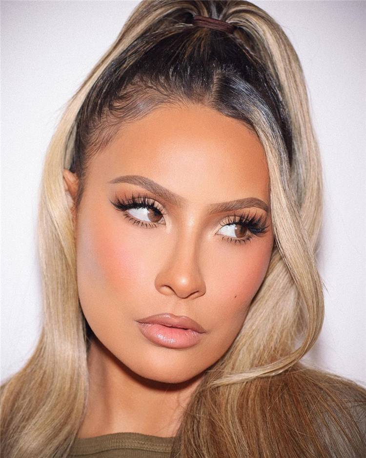 Natural Nude Eye Makeup Tricks You Should Know; Makeup Looks; Makeup Tips; Natural Makeup; Natural Makeup Looks; Nude Makeup Looks#makeup#makeuptips#naturalmakeup#naturalnudemakeup #nudemakeup