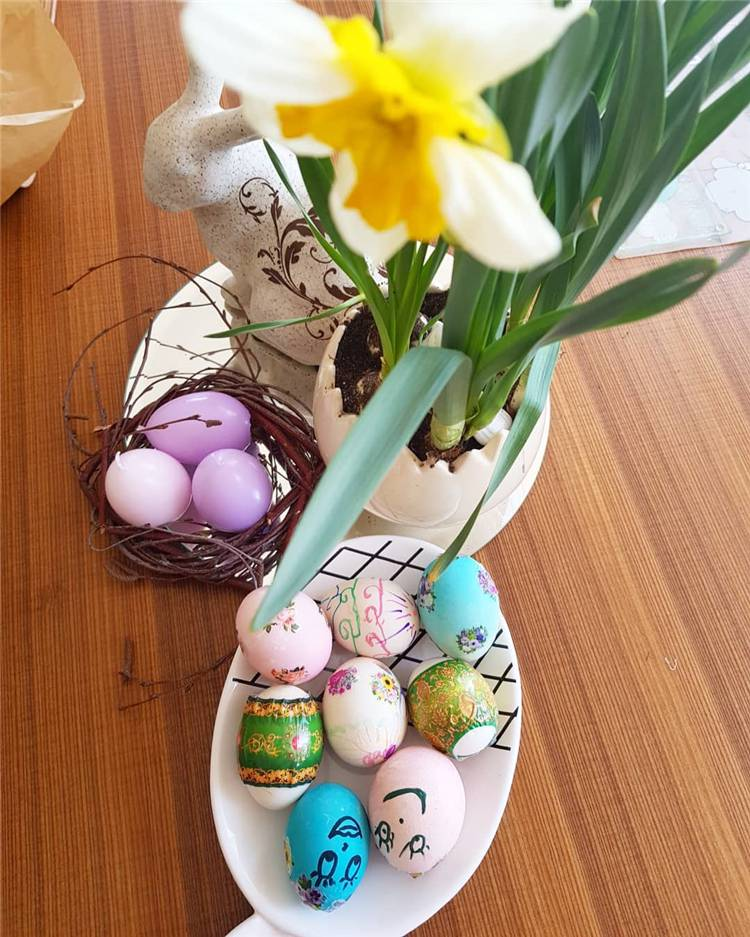 Meaningful Easter Celebration Ideas For Your Inspiration; Easter Cookies; Cookies; Bunny; Egg; Easter; Easter Holiday; Easter Decor; Easter Table; Easter Table Deocr; Table Centerpiece; Easter Table Centerpiece; Easter Egg; Easter Bunny#Easter#Easterdecor#easterholiday#Eastercookies#easterholiday#eastereggs#easterbunny