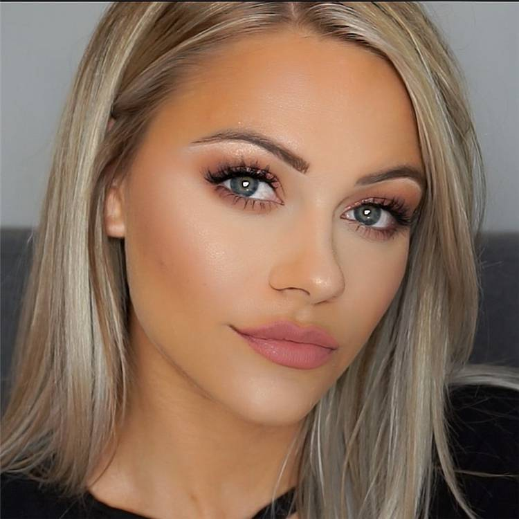 Natural Nude Eye Makeup Tricks You Should Know | Women
