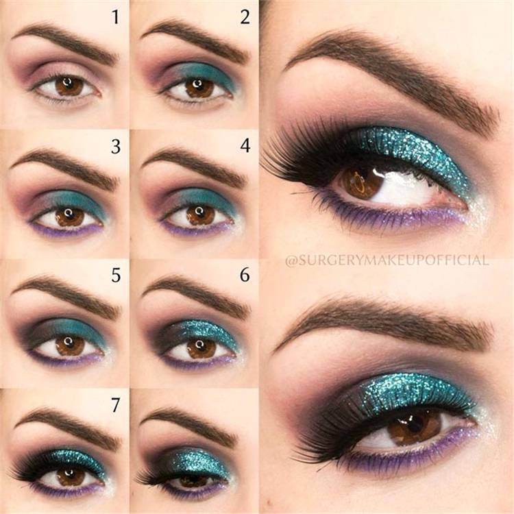 How To Have A Perfect And Easy Smokey Eye Makeup; Makeup Ideas; Makeup; Smokey Makeup; Smokey Makeup Ideas; Easy Makeup; Easy Smokey Makeup; Eye Makeup #makeup #eyemakeup #smokeymakeup #makeupidea