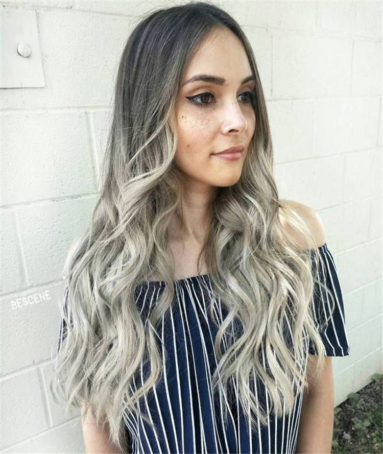 Stunning Ombre Hair Colors You Must Love This Year; Hair Color; Ombre Hair; Ombre Hair Color; Ombre Hairstyle; Ombre Hair Color Ideas; #ombrehair #ombrehaircolor #ombrecolor #haircolor #hairstyle