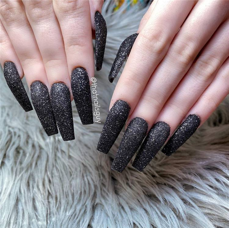 Trendy And Gorgeous Coffin Nail Designs You Would Love To Have; Simple Nails; Coffin Nail; Coffin Nail Designs; Acrylic Coffin Nail Designs; Best Acrylic Coffin Nail;#trendynail#summercoffinnails#coffinnail#acryliccoffinnails#holidaynails#nails#naildesign