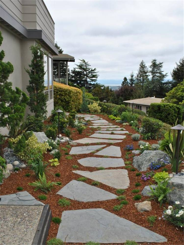 Breathtaking Garden Design Ideas To Give You Inspiration; Home Decor; Garden Decor; Yard Decor; Front Yard Decor; Garden Landscaping Ideas; Front Yard Landscaping; Front Yard; Landscaping Ideas #gardendecor #gardenlandscaping #landscaping #yard #garden #yarddecor