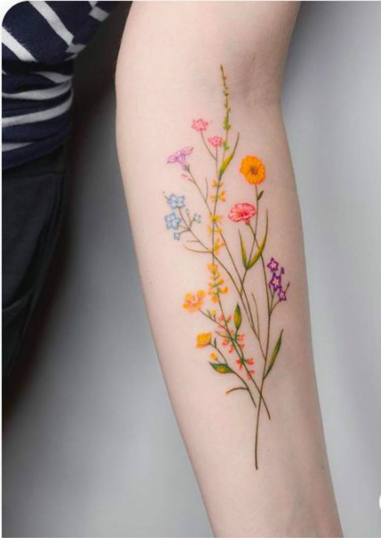 Stunning Watercolor Tattoo Designs You Must Love; Watercolor Tattoo Ideas; Tattoo; Floral Watercolor Tattoo; Rose Watercolor Tattoo; Bird Watercolor Tattoo; Quotes Watercolor Tattoo; Leg Watercolor Tattoo; High Thigh Watercolor Tattoo; Shoulder Watercolor Tattoo; #watercolortattoo #tattoo #floraltattoo #floralwatercolortattoo #rosewatercolortattoo