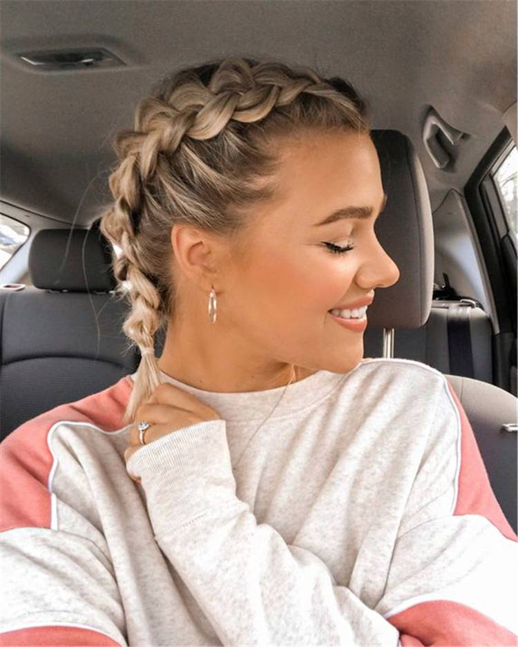 Simple And Pretty Hairstyles For Teen Girls; Simple Hairstyle; Pretty Hairstyle; Hairstyle; Quick Hairstyle; Easy Hairstyle; Summer Hairstyle; Teen Girl Hairstyle; Teen Girl Ponytail; Teen Girl Space Bun; Teen Girl Top Knot;#hairstyle#quickhairstyle#teengirlhairstyle#schoolhairstyle#ponytail#topknot#fishtail#spacebun