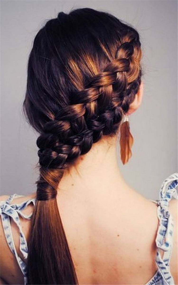 Simple And Pretty Hairstyles For Teen Girls; Simple Hairstyle; Pretty Hairstyle; Hairstyle; Quick Hairstyle; Easy Hairstyle; Summer Hairstyle; Teen Girl Hairstyle; Teen Girl Ponytail; Teen Girl Space Bun; Teen Girl Top Knot; #hairstyle #quickhairstyle #teengirlhairstyle #schoolhairstyle #ponytail #topknot #fishtail #spacebun