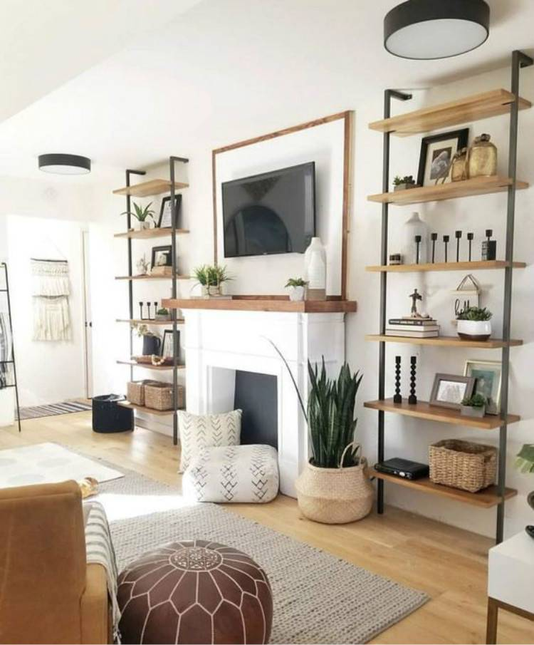Trendy And Stunning Living Room Decoration Ideas To Inspire You; Modern Living Room; Rustic Living Room Decoration; Coastal Living Room; Boho Living Room Decoration Ideas; #livingroom #livingroomdecoration #decor #rusticlivingroom #boholivingroom #coastalivingroom #modernlivingroom #chineselivingroom