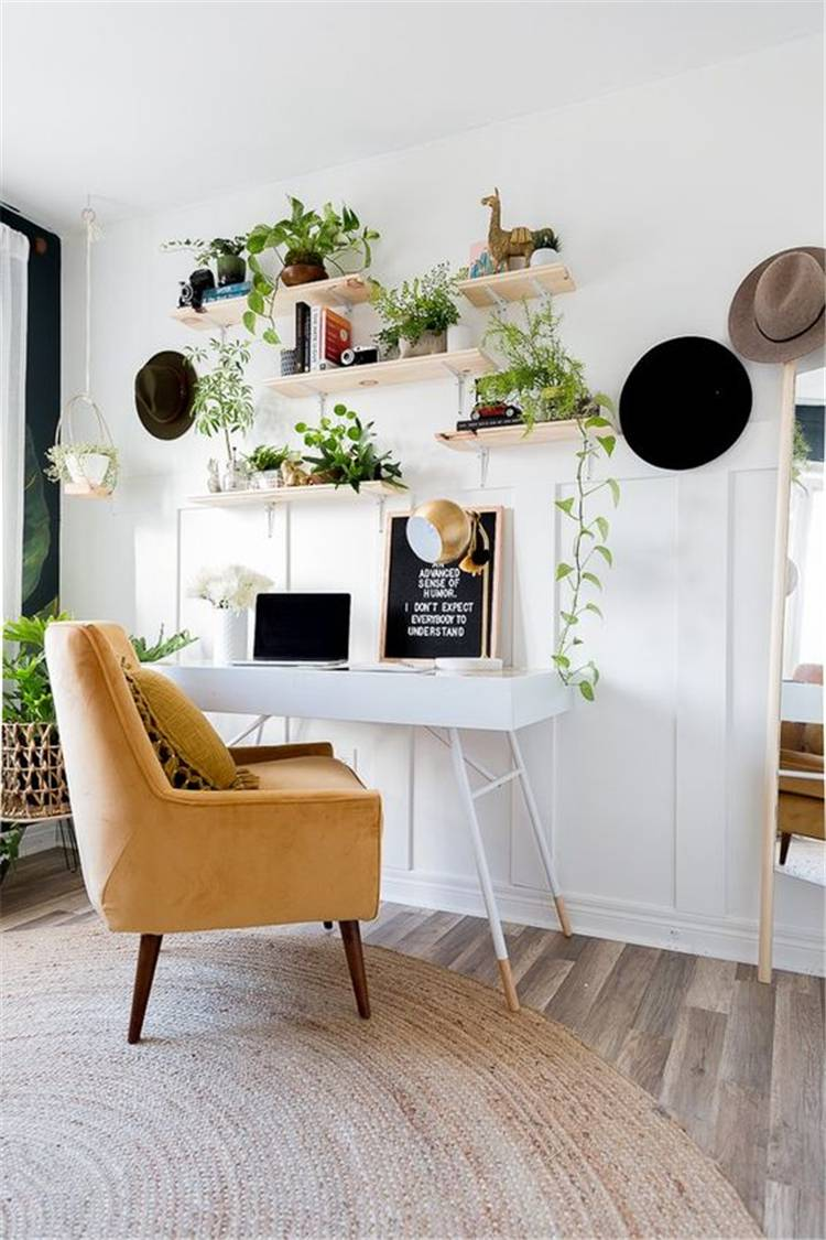 Gorgeous Home Office Decoration Ideas You Need To Know; Home Office; Home Office Decoration; Home Decor; Office Decor; Home Office Design; #homedecor #homeofficedecor #homeofficedecoration #homeoffice #bohohomeoffice #modernhomeoffice #rustichomeoffice #minimalisthomeoffice