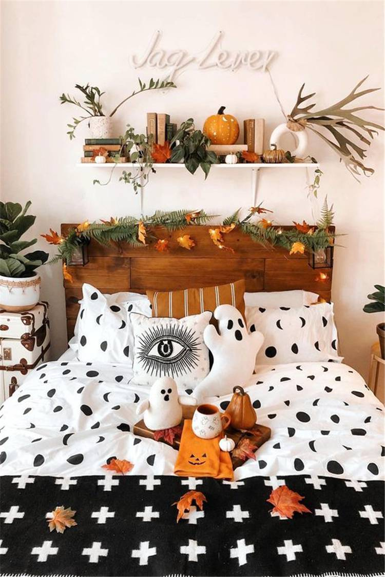 12 Gorgeous Fall Bedroom Decoration Ideas You Would Dream To Have ...