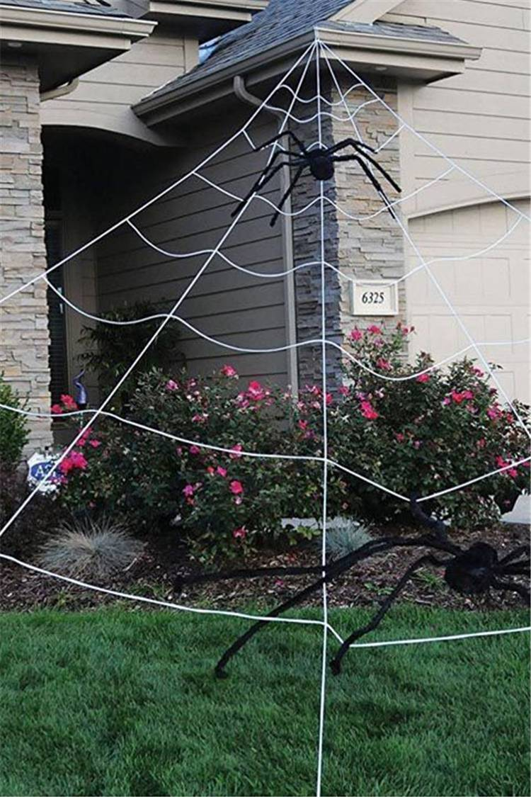 Amazing And Scary Halloween Outdoor Decoration Ideas For Your Inspiration; Halloween Outdoor Decoration;Halloween Decoration; Halloween; Halloween Ghost Decoration; Halloween Zombie Decoration; Halloween Pumpkin Decoration; Halloween Tombstone Decoration; Halloween Spider Decoration; Halloween Skeleton Decoration; #halloween #halloweendecoration #homedecor #halloweenoutdoordecor #halloweenspider #halloweenskeleton #halloweenpumpkin #halloweentombstone