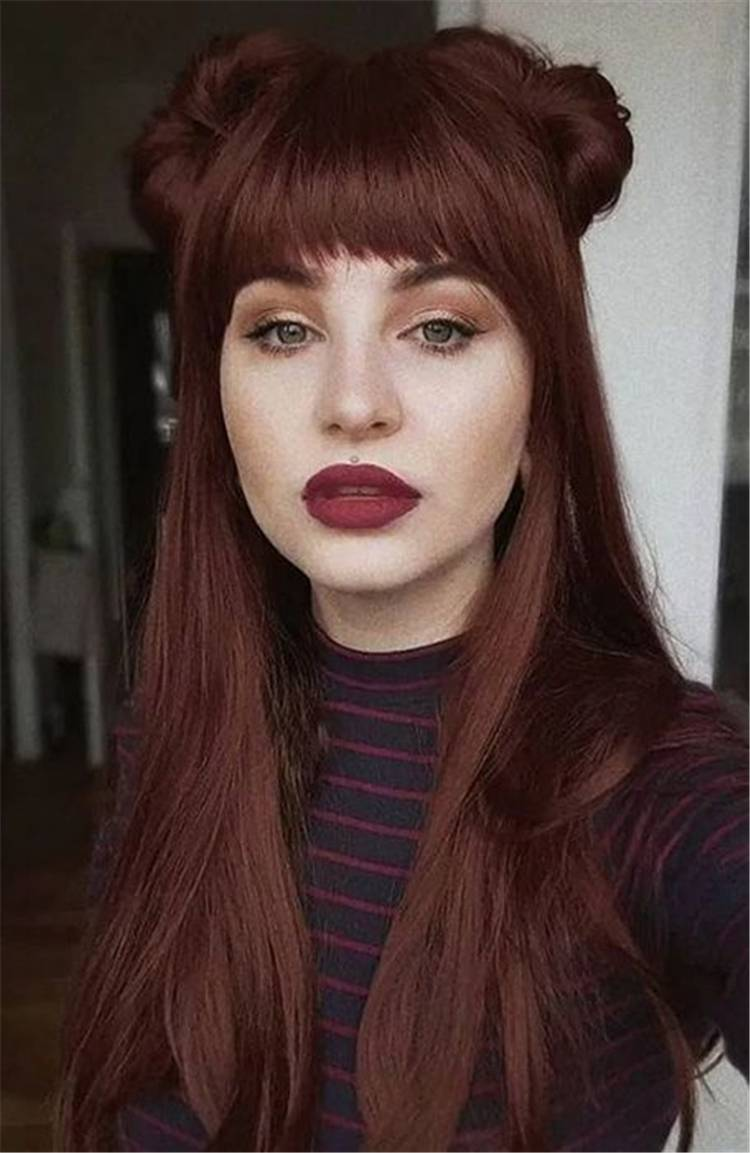 25 Stunning Red Hair Hairstyles You Must Fall In Love With Women Fashion Lifestyle Blog Shinecoco Com