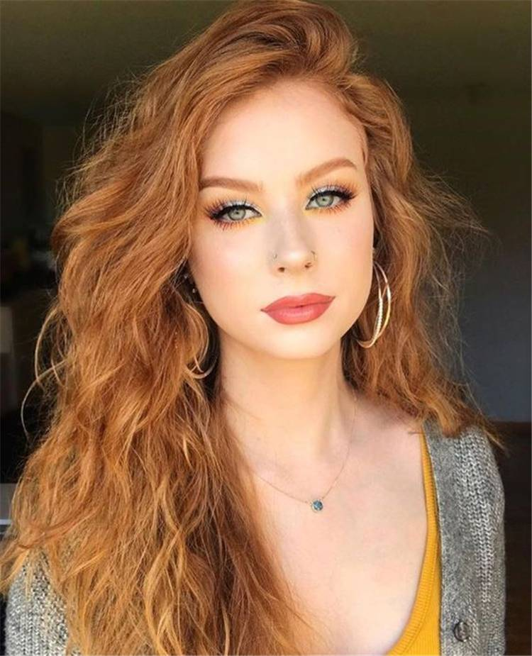Stunning Red Hair Hairstyles You Must Fall In Love With; Red Hair; Red Hairstyle; Hairstyle; Red Short Hairstyle; Bob Haircut; Pixie Haircut; Wave Hairstyle; Cute Hairstyle; Red Hair Color; Ginger Copper Hair Color #hair #hairstyle #redhair #redhairstyle #redpixiehaircut #haircut #bobredhairstyle #haircolor #redhaircut