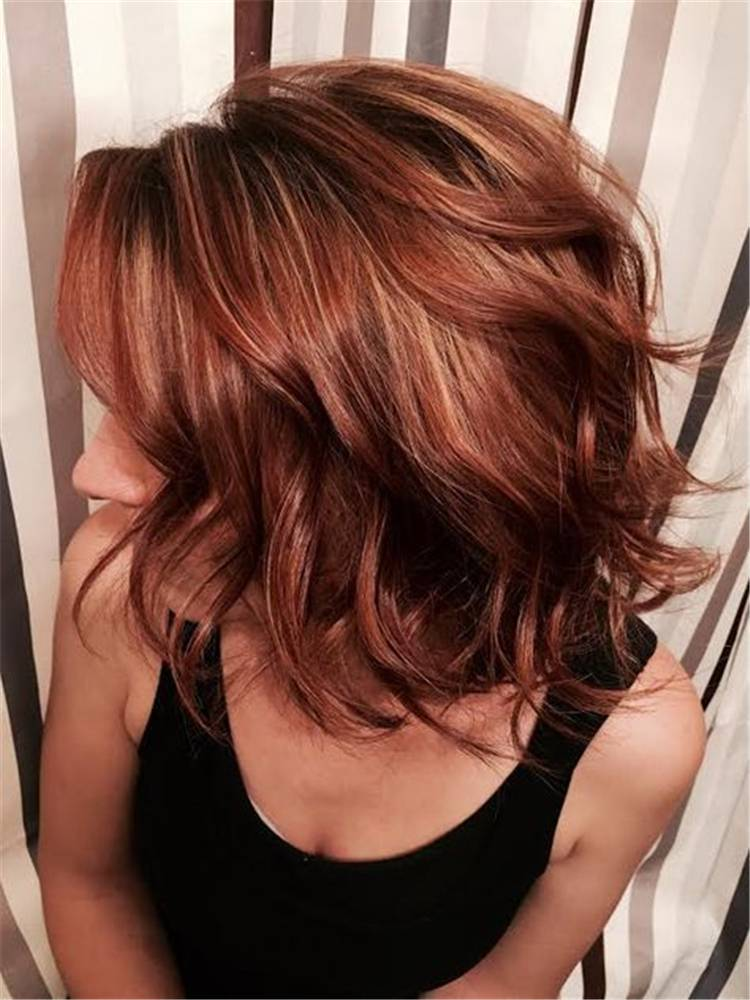 Amazing And Gorgeous Hair Colors You Need To Try; Hair Idea; Hair Color; Blue Hair; Pink Hair; Gray Hair; Red Hair; Purple Hair; Hairstyles #haircolor #hairidea #hairstyle #bluehair #pinkhair #grayhair #redhair #purplehair