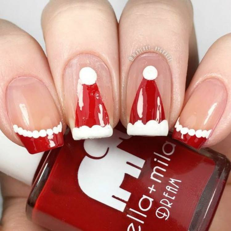 Gorgeous Christmas Nail Designs You Need To Copy Now; Christmas Red Nails; Red Nails; Christmas Nails; Christmas Square Nails; Christams Coffin Nails; Christmas Almond Nail; Christmas Stiletto Nails; Holiday Nails #nails #nailsdesign #christmasnails #christmassquarenails #christmascoffinnails #christmasalmondnail #christmasstilettonails #holidaynails #holidayrednails #christmasrednails