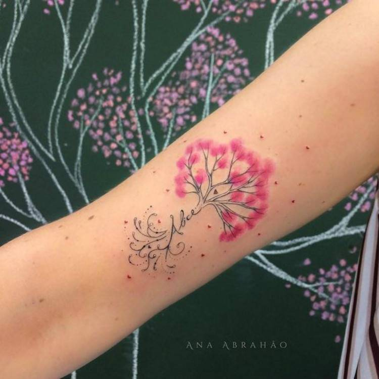 Amazing And Meaningful Tree Tattoo Designs For You; Tree Tattoo; Tattoo; Tattoo Design; Arm Tree Tattoo; Leg Tree Tattoo; Back Tree Tattoo; Side Rib Tree Tattoo; Ankle Tree Tattoo #tattoo #tattoodesign #treetattoo #smalltreetattoo #armtattoo #legtattoo #backtattoo #ankletattoo #sideribtattoo #meaningfultattoo