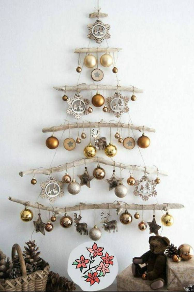 Creative Christmas Tree Decoration Ideas For Your Holiday Inspiration; Christmas Tree; Christmas decorations; DIY Christmas crafts; Christmas; Christmas Tree Decoration; Rustic Christmas Tree Decoration; Creative Christmas Tree; Creative Christmas Tree Decoration; #christmas #christmastree #christmastreedecoration #rusticchristmastree #christmastreeidea #creativechristmastree #DIYchristmastree