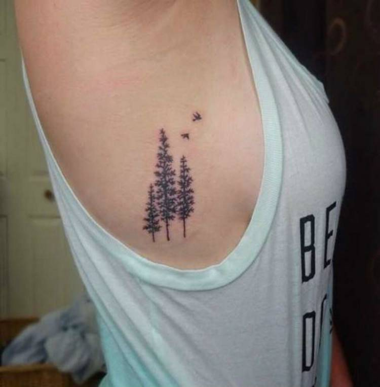Amazing And Meaningful Tree Tattoo Designs For You; Tree Tattoo; Tattoo; Tattoo Design; Arm Tree Tattoo; Leg Tree Tattoo; Back Tree Tattoo; Side Rib Tree Tattoo; Ankle Tree Tattoo#tattoo#tattoodesign#treetattoo#smalltreetattoo#armtattoo#legtattoo#backtattoo#ankletattoo#sideribtattoo #meaningfultattoo