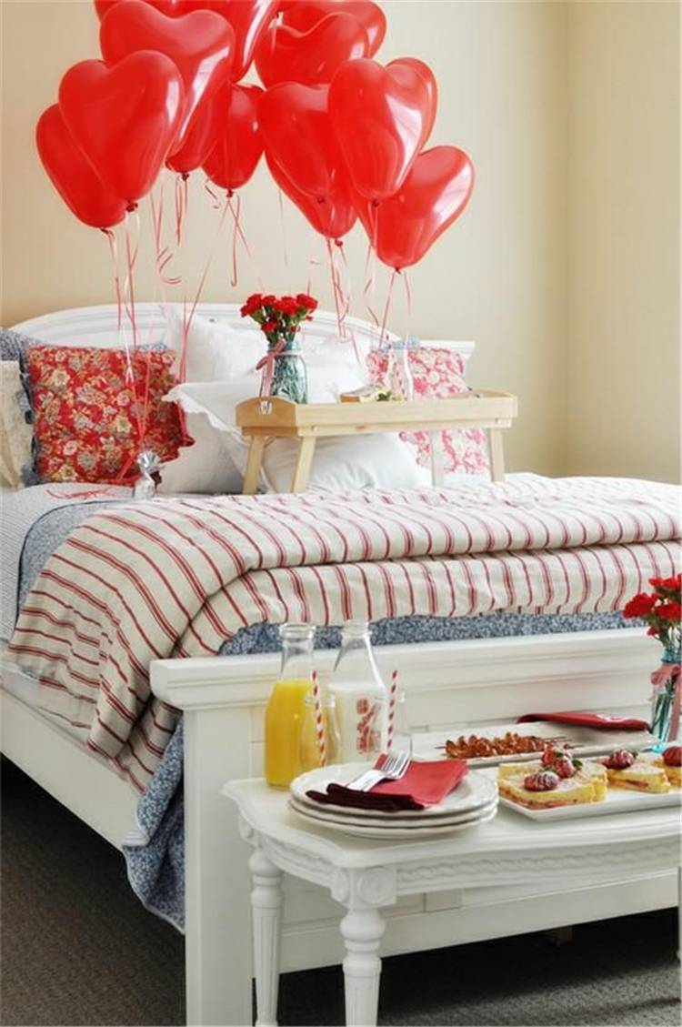 Fabulous And Sweet Valentine's Day Bedroom Decoration Ideas; Home Decor; Bedroom; Bedroom Decoration; Bedroom Decor; Bedroom Arrangement; Valentine Bedroom; Valentine's Bedroom Decor; Bedroom Design; #bedroom #bedroomdecoration #bedroomdecor #valentinebedroom #valentine'sbedroom #bedroomdesign #Valentine #Valentine'sday #Valentine'sdate