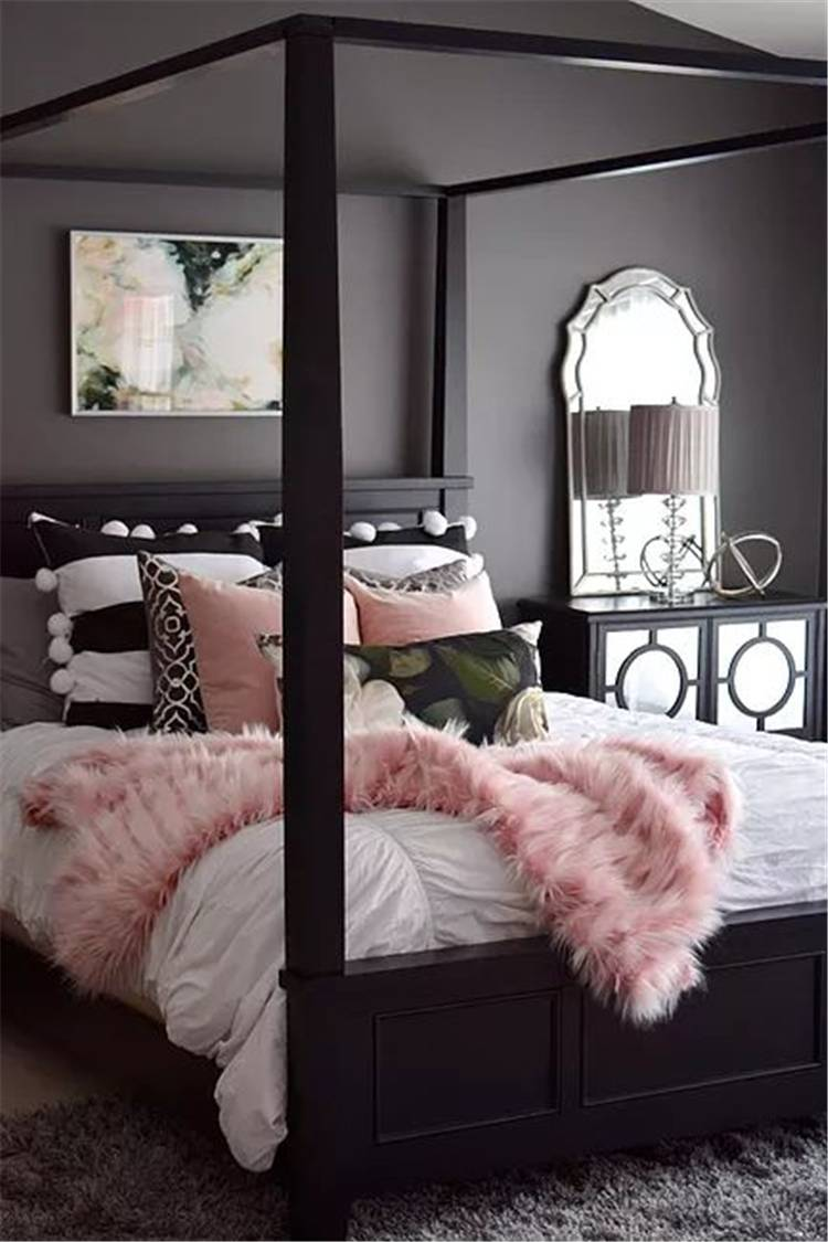 Pretty Spring Bedroom Decoration Ideas With Different Accents; Home Decor; Bedroom Decor; Bedroom; Spring Bedroom; Spring Home Decor; Flower Home Decor; Cozy Bedroom; Spring Accent;#homedecor#springhomedecor#bedroom#springbedroom#bedroomdecor#floralbedroom#springaccent #pinkbedroom #yellowbedroom #redaccentbedroom