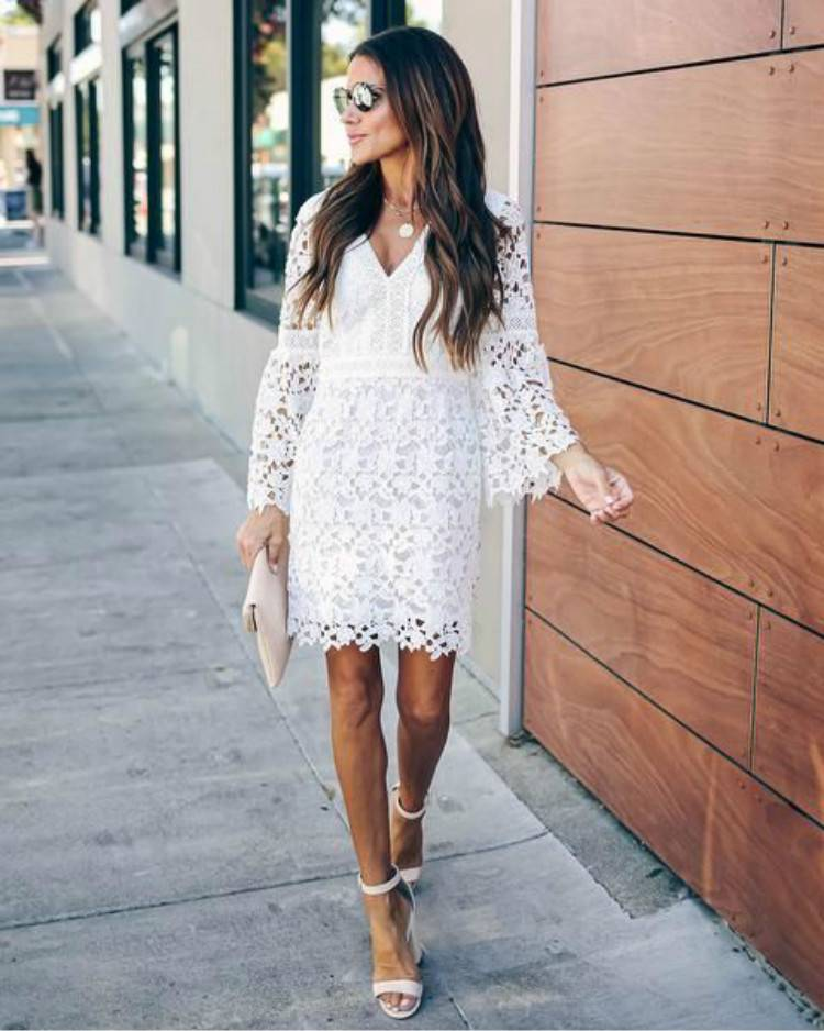 Gorgeous Lace Dresses To Wear On Valentines Day; Lace Dress; White Lace Dress; Black Lace Dress; Red Lace Dress; Pink Lace Dress; Purple Lace Dress; Valentines Dress; Valentines Day; Short Lace Dress #lacedress #blacklacedress #redlacedress #pinklacedress #purplelacedress #valentinesdress #valentine #valentinesday #shortlacedress