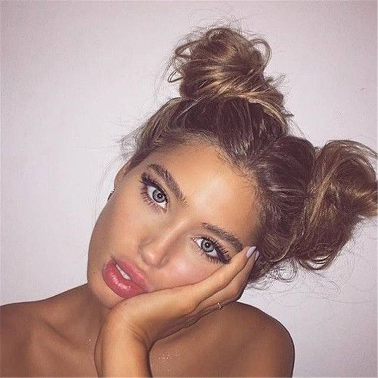 Pretty And Easy Back To School Hairstyles For You; Time Saver Hairstyle; Easy Hairstyle; Hairstyle; Quick Hairstyle; Pretty Hairstyle; Back To School Hairstyle; School Hairstyle; School Braided Ponytail; School Top Knot; School Half Up Half Down; Messy Bun Hairstyle; Space Bun Hairstyle;#hairstyle #quickhairstyle #schoolhairstyle #easyhairstyle #ponytail #spacebun #fishtail #messybun #backtoschoolhairstyle #teengirlhairstyle #halfuphalfdownhairstyle