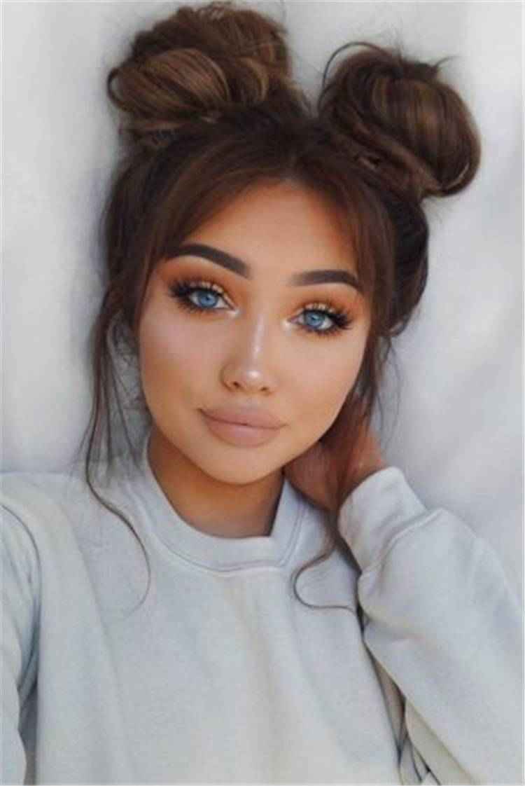Pretty And Easy Back To School Hairstyles For You; Time Saver Hairstyle; Easy Hairstyle; Hairstyle; Quick Hairstyle; Pretty Hairstyle; Back To School Hairstyle; School Hairstyle; School Braided Ponytail; School Top Knot; School Half Up Half Down;Messy Bun Hairstyle; Space Bun Hairstyle;#hairstyle#quickhairstyle#schoolhairstyle#easyhairstyle#ponytail#spacebun#fishtail#messybun#backtoschoolhairstyle#teengirlhairstyle #halfuphalfdownhairstyle