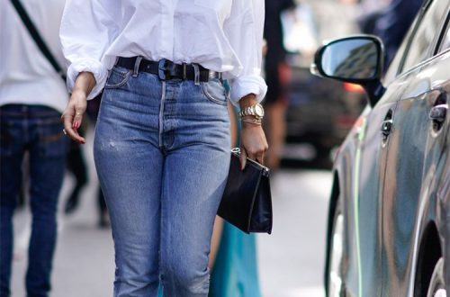Fresh And Cool Spring Outfits With A White Shirt; Spring Outfits; Outfits; Spring Skirt; Spring Ripped Jeans Outfits; White Shirt Outfits; Spring Black Pants; Spring Black Skirt Outfits; Cute Spring Outfits; Spring #springoutfits #outfits #springshirtoutfits #springskirt #springrippedjeans #springblackpants #whiteshirt