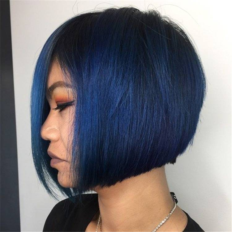 Pretty Bob Haircut And Hairstyles In Different Colors For You; Bob Haircuts; Bob Hairstyles; Bob Hair; Pink Bob Hairstyle; Burgundy Bob Hairstyles; Fringe; Bob Hairstyle With Colors; Bob Haircuts With Colors; Hairstyles; Haircuts; #haircut #hairstyle #Bobhairstyle #bobhaircut #bobhairwithcolors #bobhairstyles