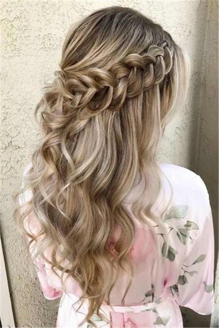 Stunning Boho Hairstyles You Would Love; Boho Hairstyles; Hairstyles; Boho Braids; Boho Ponytail; Boho Half Up Half Down Braids; Boho Fishtail; Fishtail Hairstyles; Easy Hairstyles; Hair Ideas; #hair #hairidea #hairstyles #bohostyle #bohohairstyle #Boho #bohobraids #bohoponytail #bohofishtail #bohohalfuphalfdown #halfuphalfdownhairstyle #fishtailhairstyle #ponytail