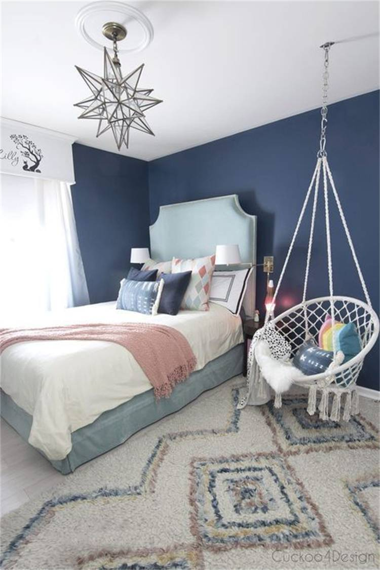 Dreamy Teen Girl Bedroom Ideas For Your Princess; Home Decor; Bedroom Decor; Girl Bedroom; Girl Bedroom Decoration; Teen Girl Bedroom; Pretty Bedroom; Bedroom Makeover; Boho Teen Girl Bedroom Decoration; Colorful Bedroom Decoration #bedroomdecoration #homedecor #girlbedroom #bedroommakeover #bohobedroom #prettybedroom #girlbedroomdecor