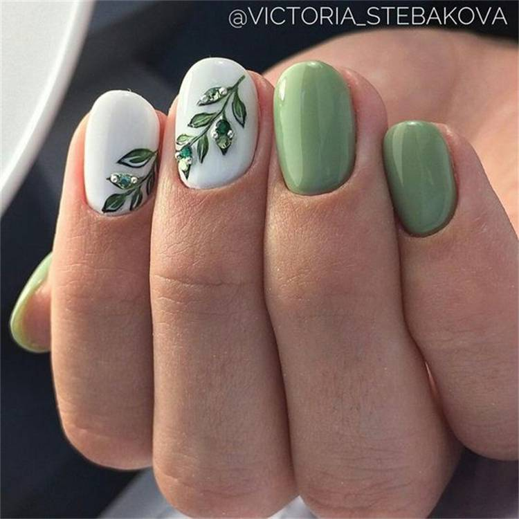 Gorgeous Summer Nail Designs You Must Love; Short Square Nail Designs; Long Coffin Nail Designs; Almond Nail Designs; Summer Nail; Summer Short Nail; Floral Nail; Coffin Nail; Almond Nail; Nail Design #summernail #shortsquarenail #summercoffinnail #almondnail #glitternail #longcoffinnail #naildesign