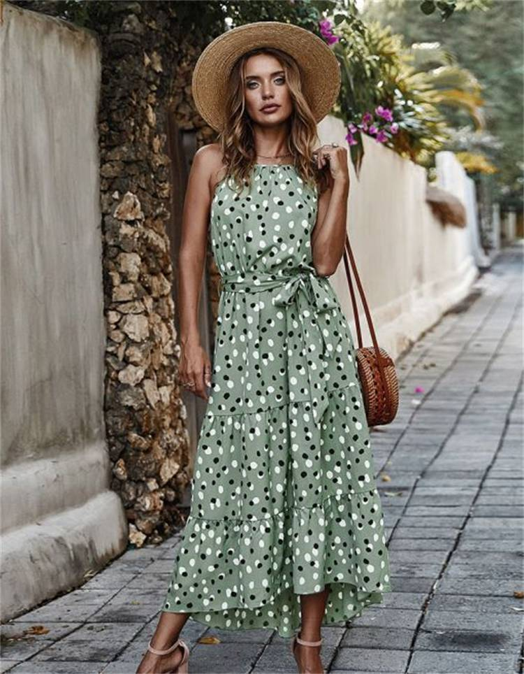 Casual Summer Dresses You Need To Copy Right Now; Spring Dress; Dress Outfits; Summer Dress; Floral Dress; Printed Dress; Polka Dots Dress; Spring Outfits; Casual Dress; White Casual Dress;#dress #springdress #floraldress #printeddress #whitedress #casualdress #polkadotsdress #summerdress #dressoutfits
